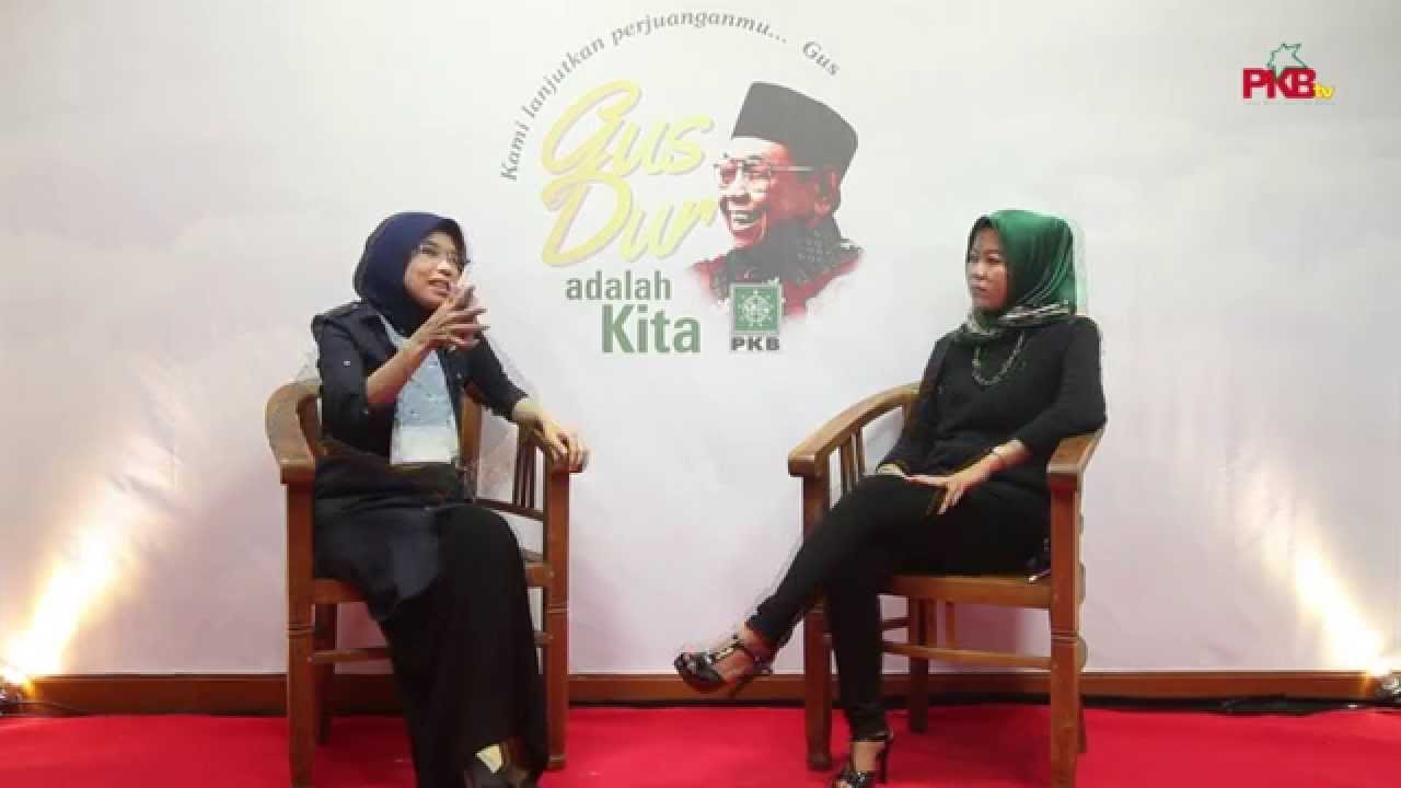 Bincang Politisi PKB Neng Eem Marhamah Zulfa Hiz
