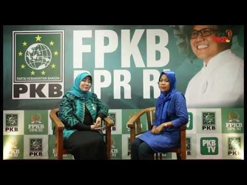 """PKBTV Edisi Talk Show """"Perempuan Bangsa Menatap Masa Depan"""" bersama Hj.Siti Masrifah, MA"""