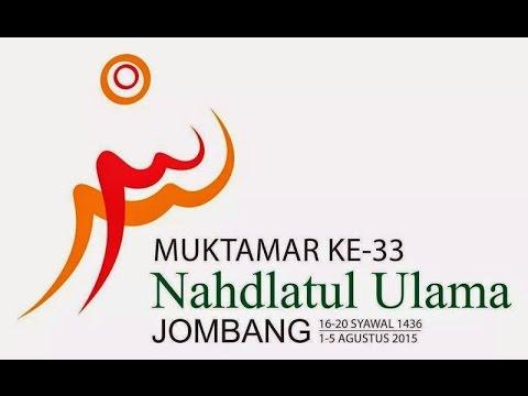 Jelang Muktamar NU ke-33 Jombang 1-5 Agustus 2015