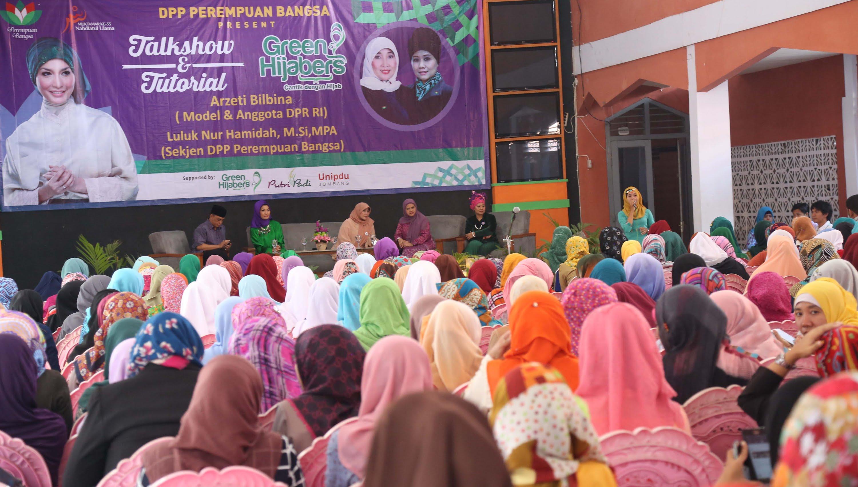 Green Hijabers Dapat Sambutan Meriah