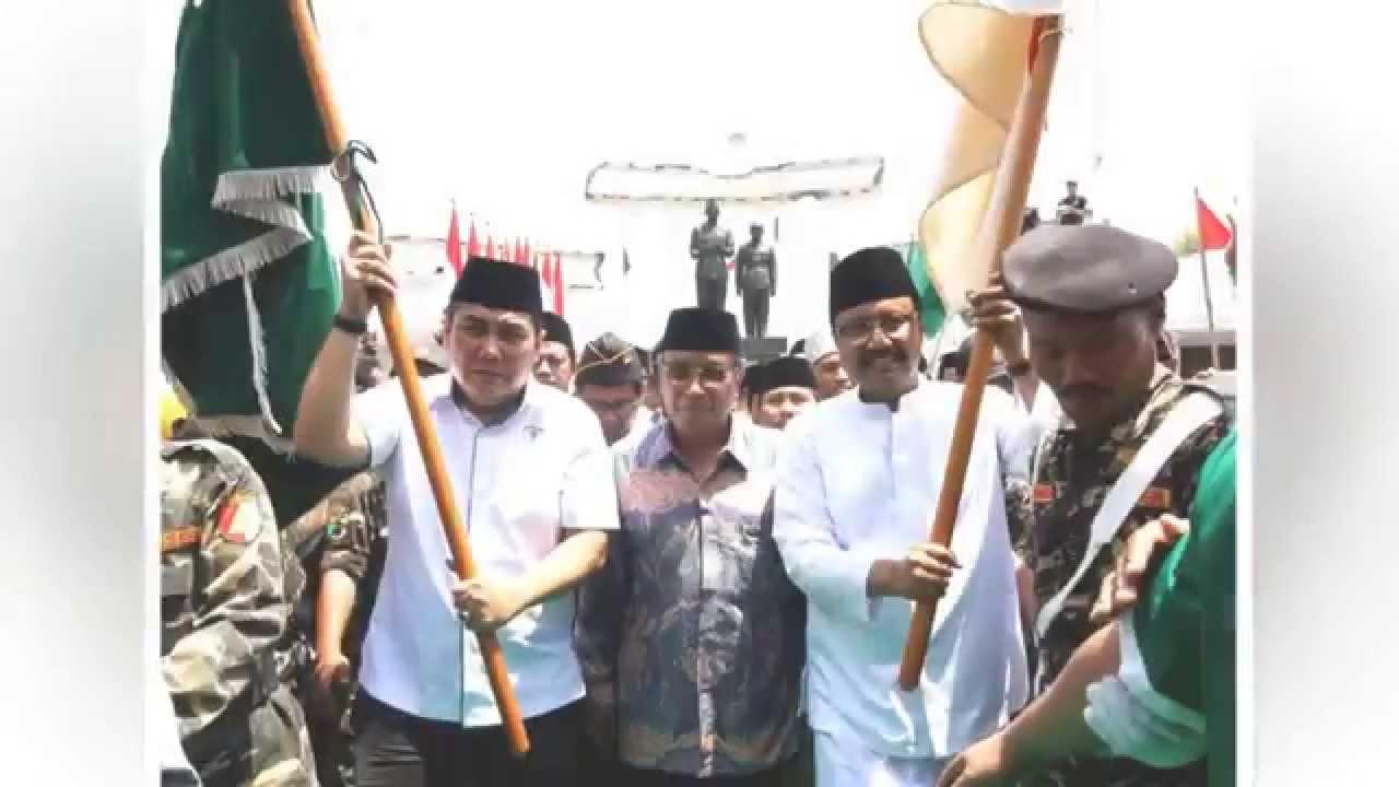 Selamat Berjuang Rombongan Kirab Resolusi Jihad NU