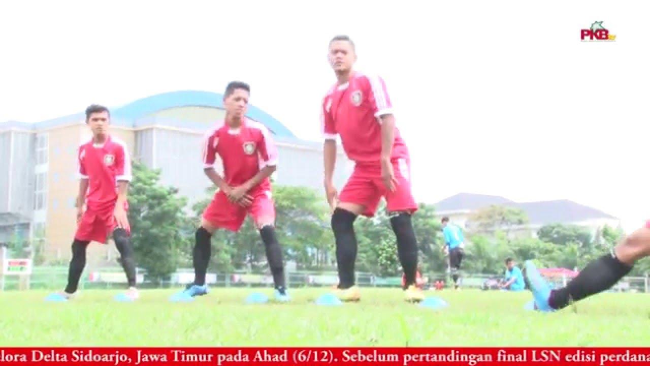 Rekam Jejak Finalis Kejuaraan Sepak Bola LSN 2015