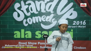 Stand Up Comedy Ala Santri Eps 2