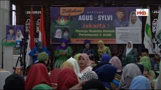 Agus-Silvi Solusi Jakarta Ramah Perempuan & Anak