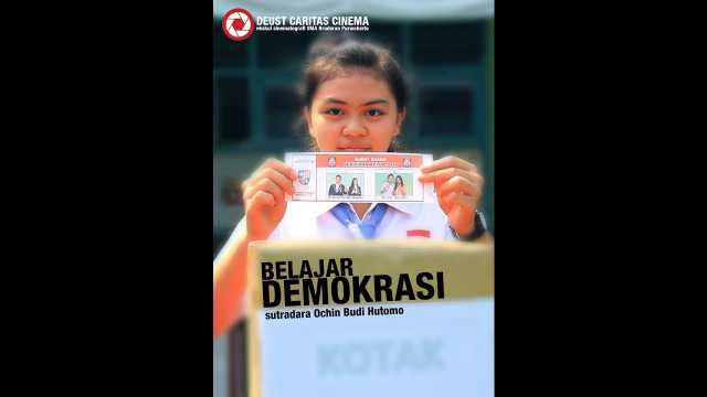 Belajar Demokrasi (Juara 2 ami movie award 2016)