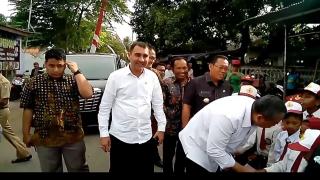 Nasim Khan & Mendes Sinergi, Kembangkan BUMDes