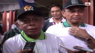 Abdul Latief Hanafiah Gelar  Operasi Katarak Gratis