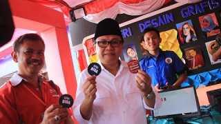 Kunjungi Expo SMK Se-Kabupaten Purbalingga Taufiq Apresiasi Karya Anak Bangsa