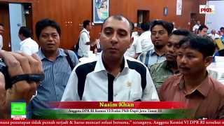 Pikirkan Nasib Petani, Nasim Khan Tolak Penutupan Pabrik Gula