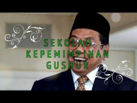 Sekolah Kepemimpinan Gusdur DPP PKB