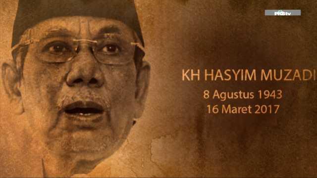 Inilah Testimoni Politisi Muda NU Tentang KH. A. Hasyim Muzadi