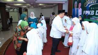 FPKB DPR RI Berbagi Kebahagiaan dengan Yatim Piatu di Bulan Penuh Berkah