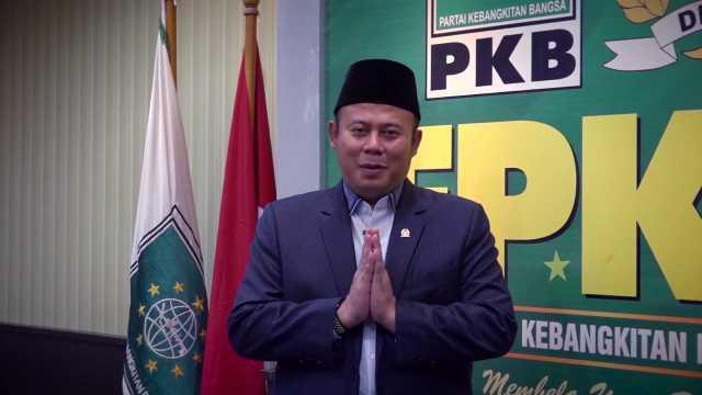 Sekretaris Fraksi PKB DPR RI Mengucapkan Selamat Hari Raya Idul Fitri 1438 H
