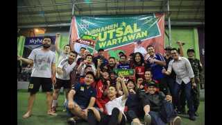 Turnamen Futsal Meriahkan Harlah PKB ke 19