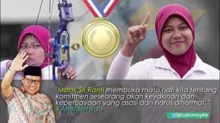 Atlet Berhijab Indonesia Raih Emas, Cak Imin: Mbak Sri Ranti Membuka Mata Hati Kita
