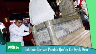 Cak Imin Dirikan Pondok Al Qur'an di Sumedang Kenang Jasa Cut Nyak Dien