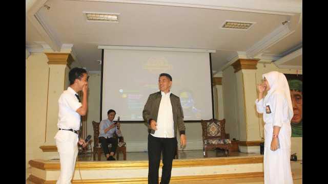 Fraksi PKB DPR RI Gelar 'PKB Movie Goes To School'