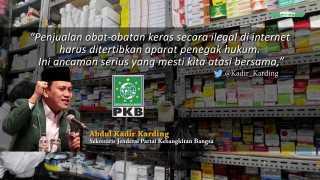 Obat-obatan Keras Ilegal Beredar, Kadir Karding: Aparat Hukum Harus Tindak Tegas Penjual