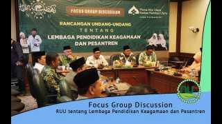 Fraksi PKB DPR-RI Minta Masukan ke PBNU Soal RUU LPKP