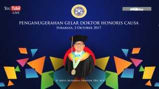 Pengukuhan Gelar Doktor Honoris Causa A. Muhaimin Iskandar