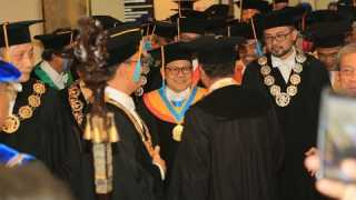 """WAREK III UNAIR: """"Bersama Cak Imin Kita Wujudkan UNAIR Menuju World Class University"""""""