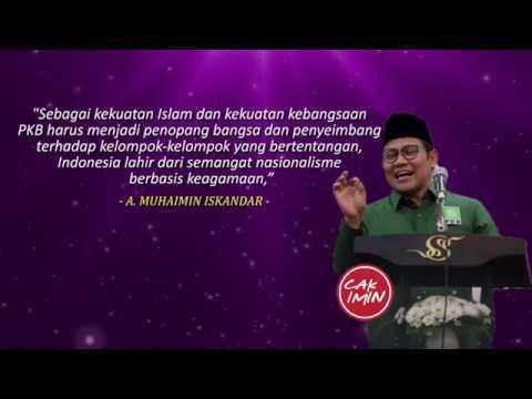 Cak Imin Sampaikan Target PKB di Rakorwil LPP PKB Sulawesi Selatan
