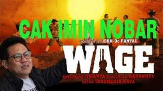 Inisiator PKB Movie Award:  Film Wage Bangkitkan Nasionalisme