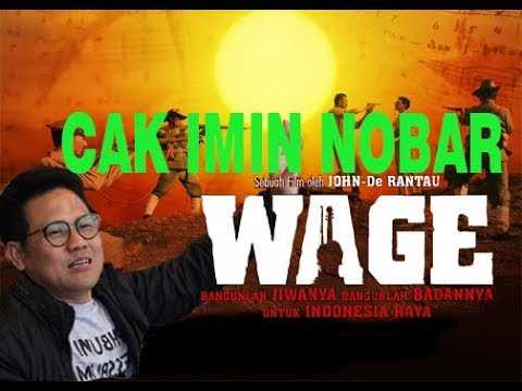 Inisiator PKB Movie Award:  Film Wage Bangkitkan Nasionalisme