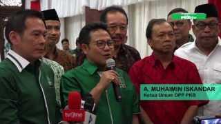 """Cak Imin: """"Politik Rahmatan Lil Alamin Harus Jadi Pedoman Cagub yang Diusung PKB"""""""